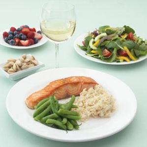 Dieta para adelgazar las piernas