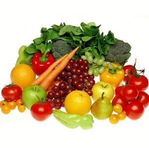 Dietas para Adelgazar - Dieta de frutas y verduras
